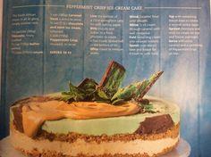 Peppermint Crisp, Caramel Treats, Biscuits, Ice Cream, African, Chocolate, Baking, Cake, Desserts
