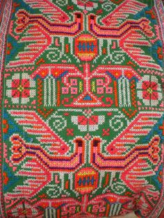 embroidery mexican