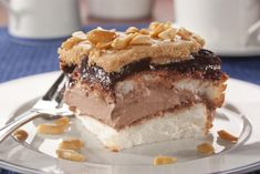 Chocolate Peanut Butter Trifle | EverydayDiabeticRecipes.com