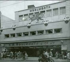 Woolworth late 1950's