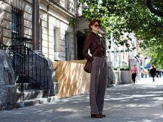 On the Street….Fourteenth St., New York / The Sartorialist