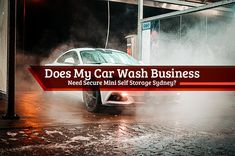 In this post, we highlight the little-known advantages of using self storage units to improve sales and smoothen out the operations of your car wash shop. Car Wash Business, Self Storage Units, Highlight, Commercial, The Unit, Mini, Shop, Lights, Highlights