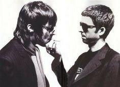 Liam & Noel #Gallagher
