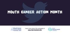 #‎MouthCancerAction‬ and ‪#‎BlueLipSelfie‬ take over Twitter!  One of the best places to start raising awareness of mouth cancer and speak out about the risk factors, signs and symptoms of the disease is social media.  Enjoy the quick glance of some of the best Mouth Cancer Action Month related posts on Twitter using the official campaign hashtags: http://www.mouthcancer.org/mouth-cancer-action-takes-twitter/