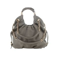 Womens Cinch Ring Bag, Gray, at Journeys Shoes