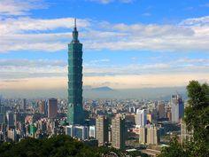 Taipei 101 - Taipei - Taiwan - 509 m - 101 floors - 2004