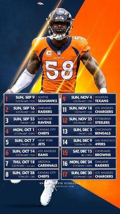 Broncos Football Schedule, Broncos Gear, Go Broncos, Broncos Fans, Best Football Team, Football Memes, Bronco Football, Sport Football, Denver Broncos Tattoo