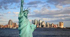 #Etats-Unis, Statue de la Liberté