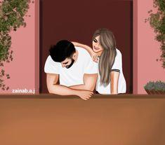 😍😍 Love Cartoon Couple, Love Couple Images, Cute Love Cartoons, Anime Love Couple, Couples Images, Girl Cartoon, Cute Couples, Cute Couple Drawings, Cute Couple Art