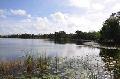 Deep Lake is a 55-acre private ski lake near the Oviedo area that is host to some of the best fishing around.