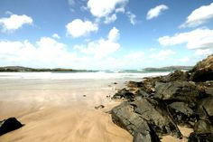 Marble Hill Beach, Donegal