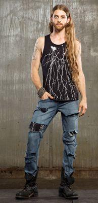 LIP SERVICE Fashion Victim sleeveless shirt #M12-105