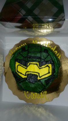 Halo mini cake
