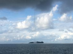 Divers Paradise Sipadan. This tornado was present on the approach to the island for our morning dives! Sea Photo, Landscape Pictures, Planet Earth, Beautiful Landscapes, Diving, Planets, Cool Photos, Paradise, Clouds
