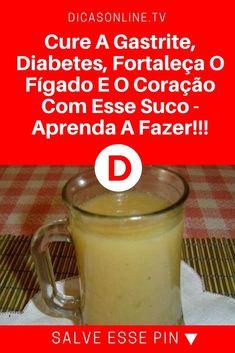 Suco de batata inglesa   Cure A Gastrite, Diabetes , Fortaleça O Fígado E O Coração Com Esse Suco - Aprenda A Fazer!!!  
