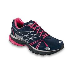 The North Face Ultra Equity Running Shoe Womens Cosmic BlueRocket Red 6 >>> Click on the image for additional details.(This is an Amazon affiliate link and I receive a commission for the sales)