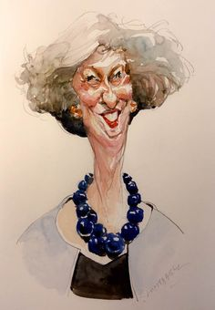 Jan Op De Beeck - Theresa May from today's workshop.