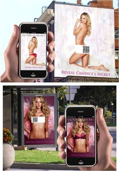 Awesome Examples of QR Codes in Marketing http://arcreactions.com/role-marketing-persona-success/