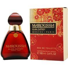 Maroussia By Slavia Zaitsev Edt Spray 3.4 Oz