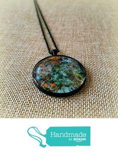 Unique Abstract Art Necklace for Women, THE FALL, Resin Jewelry Pendant Necklace, Wearable Art Fashion Necklace, Artisan Jewelry Long Statement Necklace, Gifts for Her, ARTBYSANDRAV Collection from ArtbySANDRAV https://www.amazon.com/dp/B01LFUYFIG/ref=hnd_sw_r_pi_dp_qADYzb5RH5BBM #handmadeatamazon