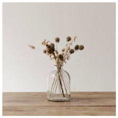 Home Decoration Flowers Spaces 62 Ideas Design Floral, Deco Floral, Arte Floral, Dried Flower Arrangements, Flower Vases, Dried Flowers, Floral Flowers, Dry Plants, Deco Design