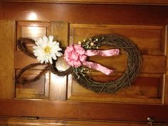 Spring/summer Bunny wreaths! Color of choice