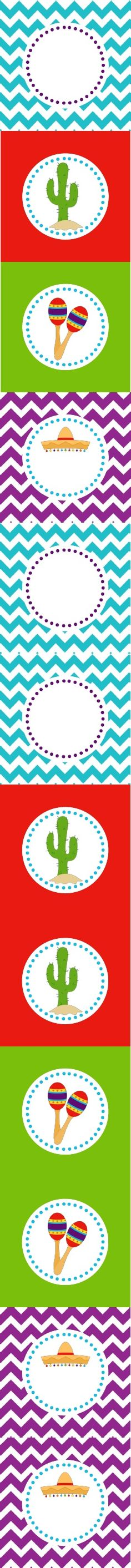 Cinco de Mayo Printables | The Twinery