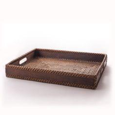 Decorative Traces - Whipstitch Tray