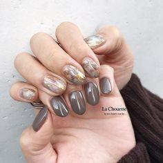 Minimalist Nails, Minimal Fashion, Nailart, Manicure, Nail Designs, Hair Beauty, Nail Polish, Make Up, Instagram