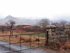 Clarens, Free State  Clarens Photography I Am An African, Gate Post, Free State, Afrikaans, Fences, Gates, Places Ive Been, South Africa, Roots