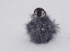 Crochet a Baby Penguin Amigurumi
