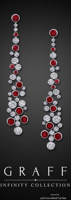Antique Diamond Drop Earrings -McCoy's Diamonds (www.mccoysdiamond…) can work to replicate any antique earrings that you desire!
