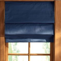 Metro Cordless Roman Shade With Blackout Lining | PBteen
