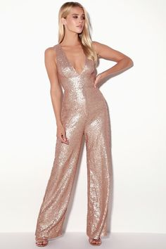 d426a1f46b A night to remember begins with the Lulus Everlasting Glam Matte Rose Gold