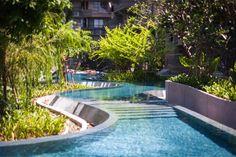 Baan San Ngam   Hua Hin, #Thailand   Shma #landscape #architecture #infinity #edge