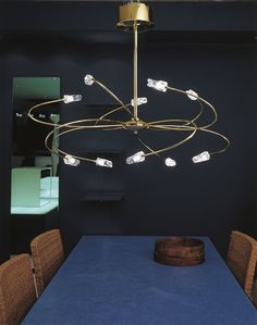 "Collection ""Del-Ice"" 2005. Design Massimo Sacconi."