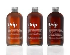 "Designed by Drip Maple | Country: Canada  ""Small Batch, Organic Certified, 100% pure Canadian Maple — harvested from a single forest in Northern Ontario. Each run is unblended & true to Mother Nature. Limited in production, & available in three distinct personalities. Meet Blonde, Copper & Amber."""