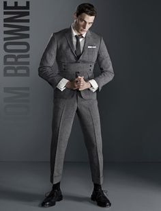 Thom Browne by Guzman #portrait #photography #people #advertising #commercial