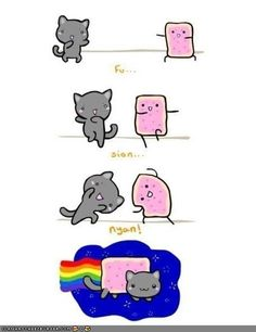 Dragonball Nyan .... so that is how ...