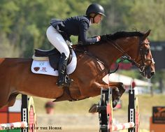 Kimberly Loushin Photo When Beezie Madden wins million-dollar classes she does it with textbook equitation on Simon. | The Chronicle of the Horse