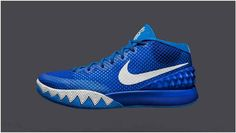 reputable site 8a250 b1d99 Nike Kyrie 1 Wholesale iD Game Royal Blue White Nike Id, Buy Nike Shoes,