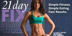 21 Day Fix = Simple Nutrition