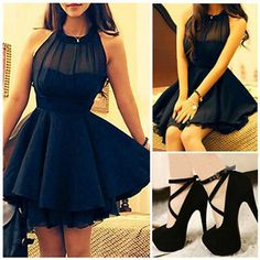 Beautiful outfit!