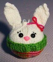 Bunny ornaments