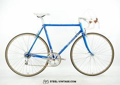 Steel Vintage Bikes - Benotto Modelo 850 Classic Bicycle 1980s