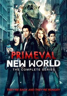 Primeval: New World - Bonus Material for 'The Complete Series' on DVD, Blu-ray