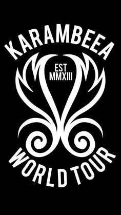 Karambeea World Tour !!!  www.karambeea.com