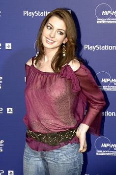 see through hathaway clothes Anne