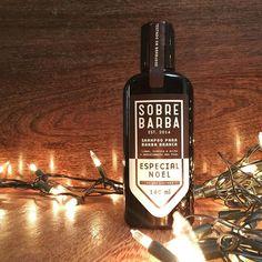 Shampoo para Barba Branca - Especial Noel