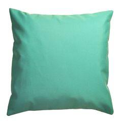 chillisy® SUMMERTIME Outdoor Kissen . aqua . 40x40 . www.chillisy.eu relax@chillisy.eu Aqua, Relax, Summertime, Throw Pillows, Outdoor, Cushion, Outdoors, Cushions, Decorative Pillows